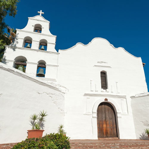 Historic Missions – The Roman Catholic Diocese of San Diego
